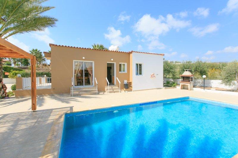 Villa With Private Pool and Sea Views - Villa Athina - Coral Bay - rentals