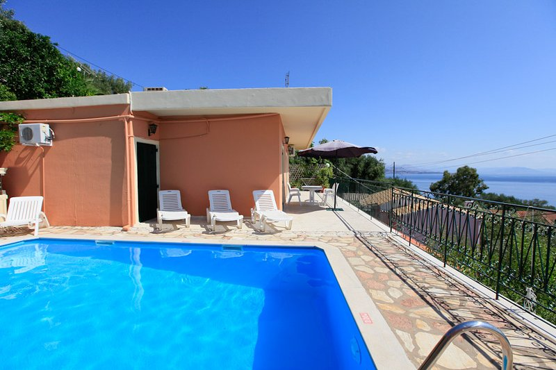 Villa With Private Pool and Sea Views - Villa Ariadni - Nissaki - rentals