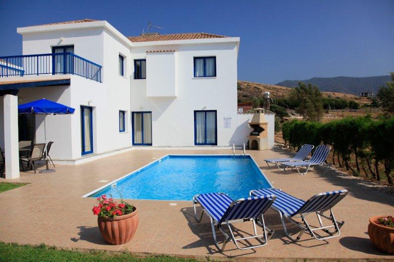 Villa With Private Pool and Sea Views - Villa Diana - Pomos - rentals