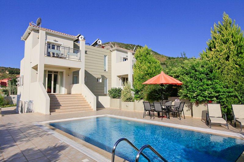 Private Villa with Pool - Villa Fedra - Katelios - rentals