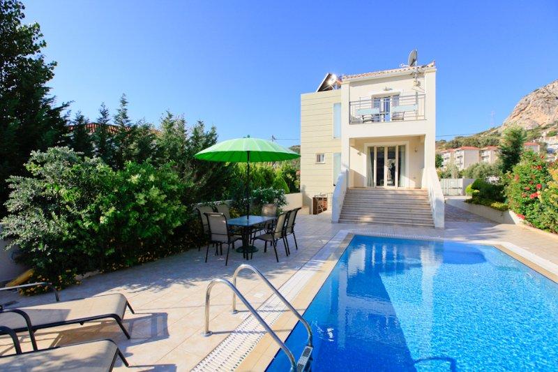 Private Villa with Pool - Villa Semeli - Katelios - rentals