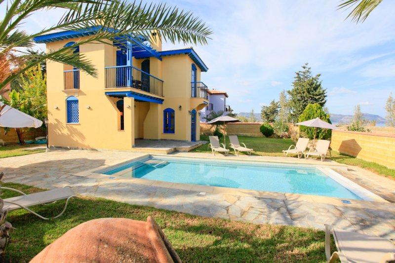 Villa With Private Pool and Sea Views - Villa Zeus - Polis - rentals