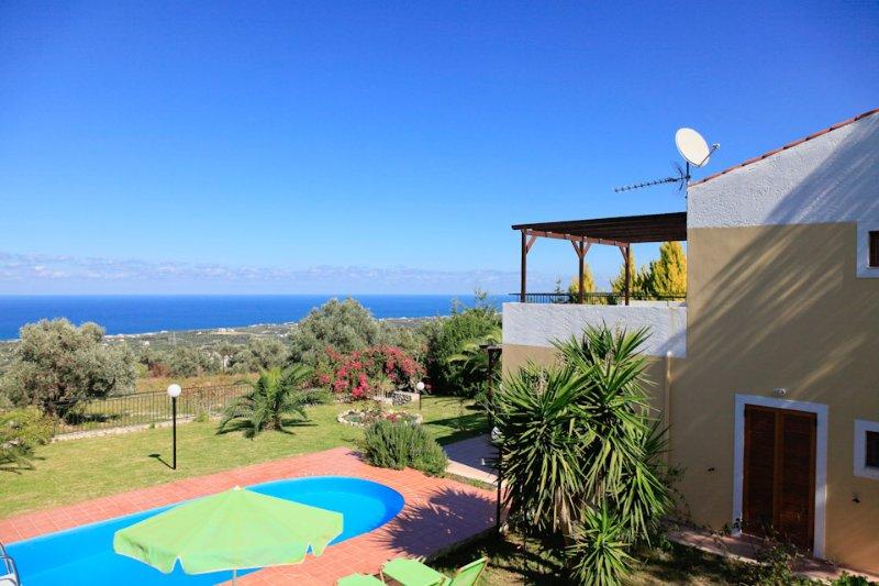 Villa With Private Pool and Sea Views - Villa Sevos - Maroulas - rentals