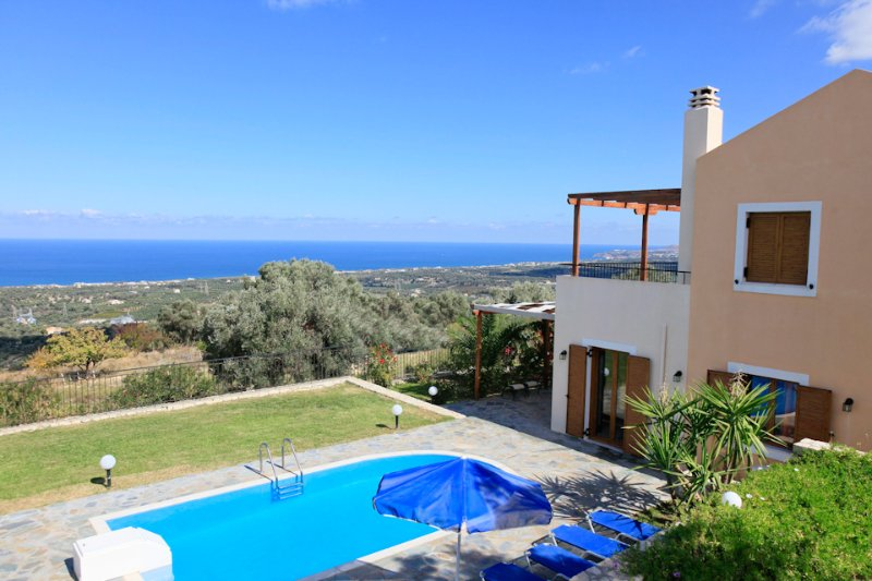 Villa With Private Pool and Sea Views - Villa Garifallia - Maroulas - rentals
