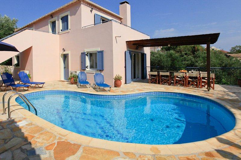 Private Villa with Pool - Villa Mirella - Fiscardo - rentals