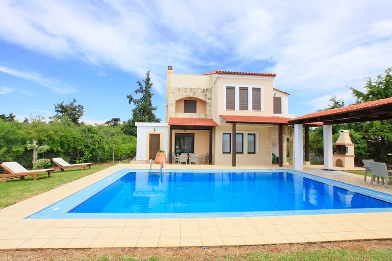 Villa With Private Pool and Garden - Villa Kefalas - Kefalas - rentals