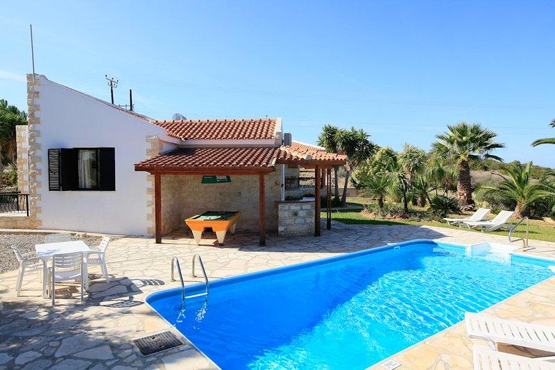 Villa With Private Pool and Sea Views - Villa Serena - Prodromi - rentals