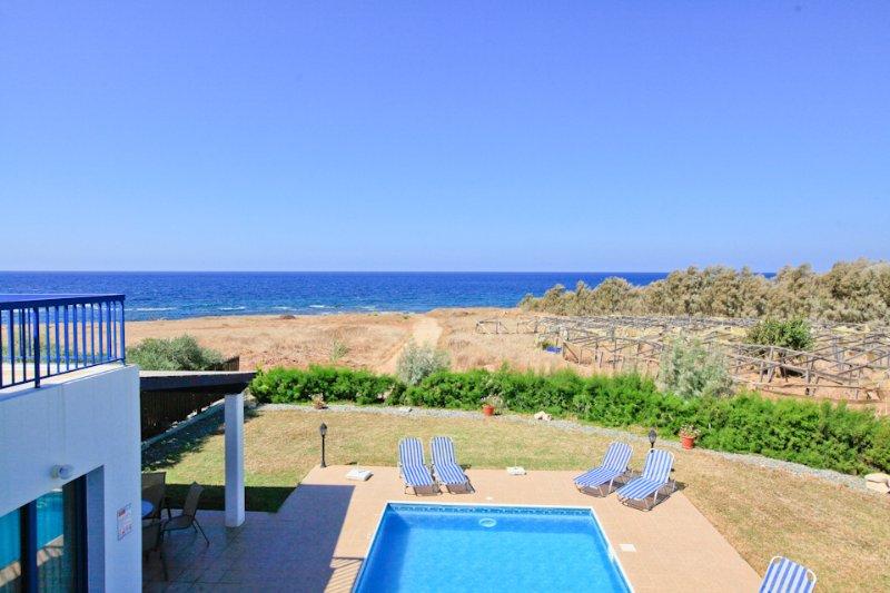 Villa With Private Pool and Sea Views - Villa Artemis - Pomos - rentals