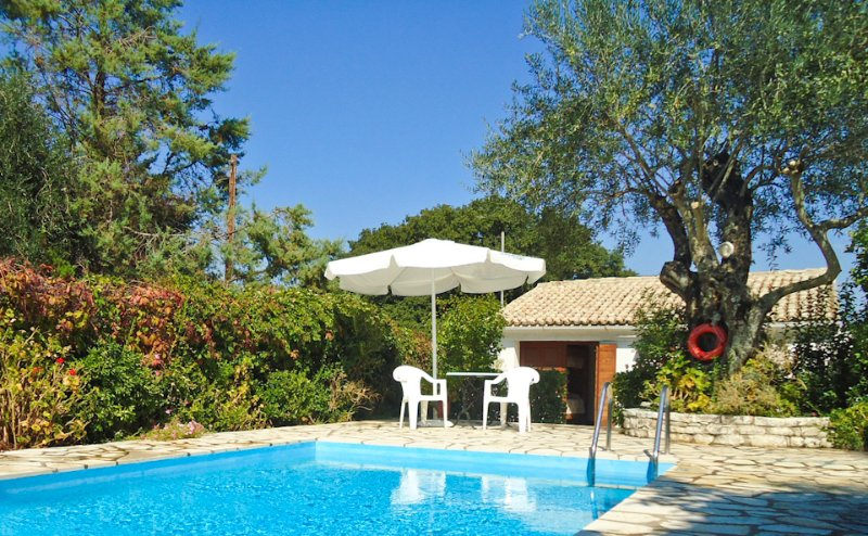 Villa With Private Pool - Fishermans Cottage - Avlaki - rentals