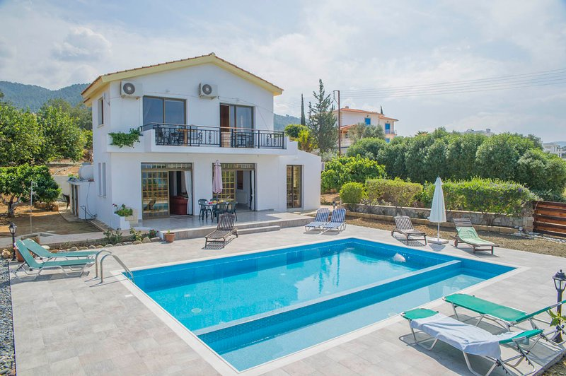 Villa With Private Pool and Sea Views - Villa Adonis - Argaka - rentals