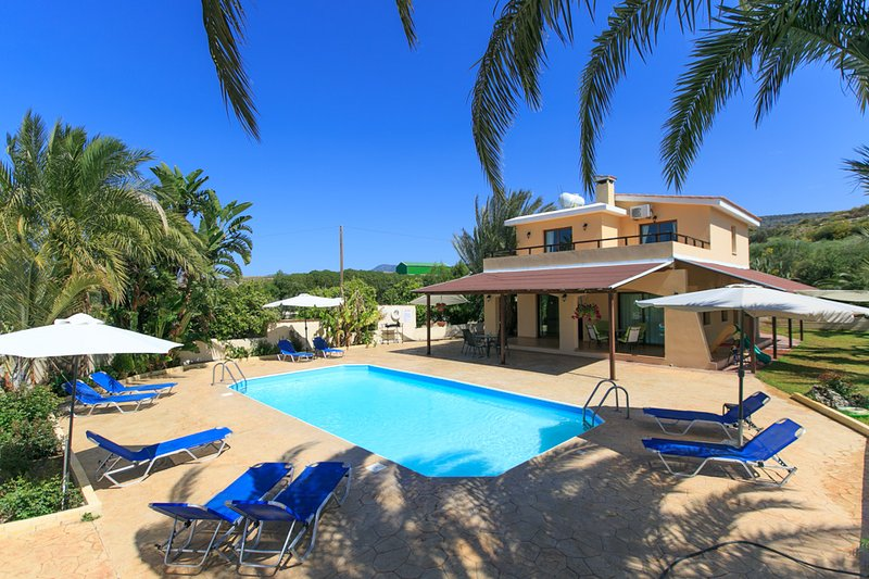 Villa With Private Pool - Villa Noni - Polis - rentals