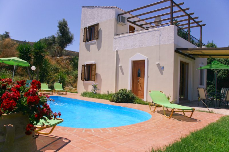 Villa With Private Pool and Garden - Villa Michalis - Maroulas - rentals