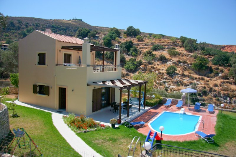 Villa With Private Pool and Sea Views - Villa Spiridoula - Maroulas - rentals