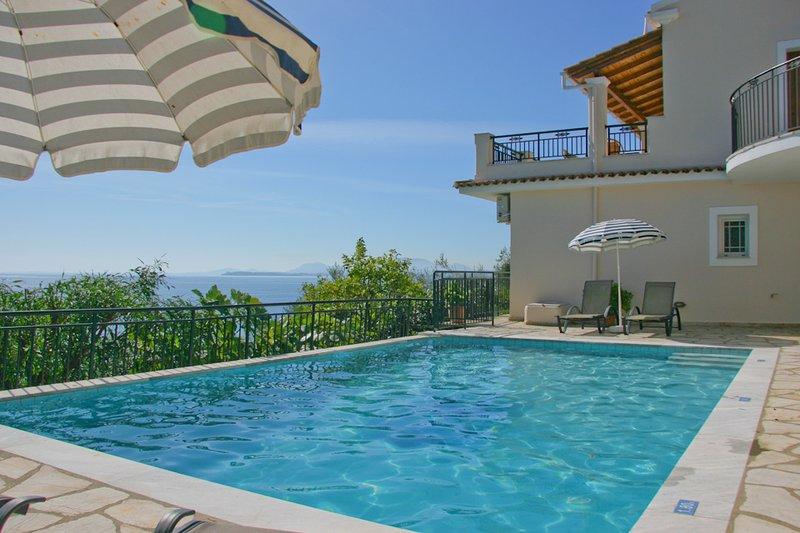 Villa With Private Pool and Sea Views - Villa Kerkyroula - Kalami - rentals