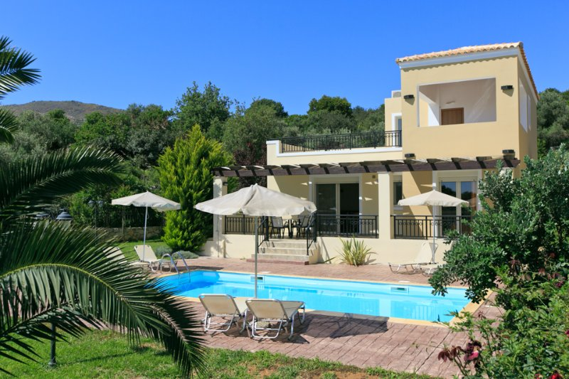 Villa With Private Pool and Garden - Villa Mary - Gerani - rentals