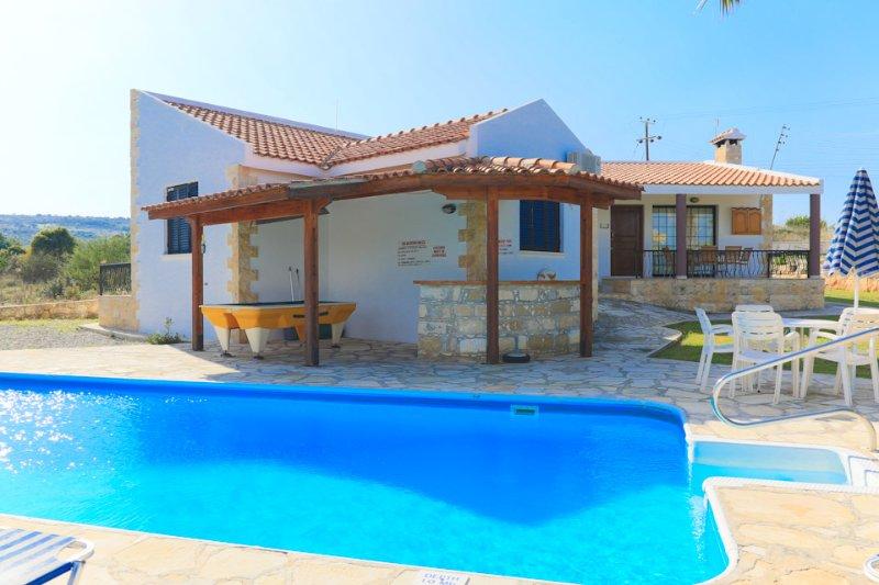 Villa With Private Pool and Garden - Villa Aphrodite - Prodromi - rentals