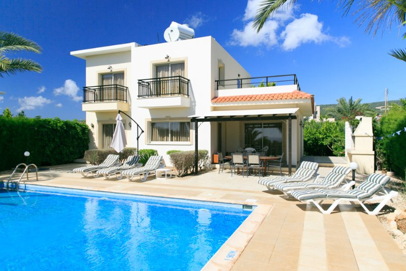 Villa With Private Pool and Sea Views - Villa Valia - Peyia - rentals