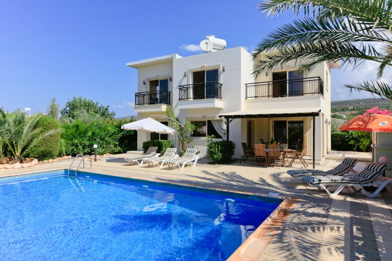 Villa With Private Pool and Sea Views - Villa Mayia - Peyia - rentals