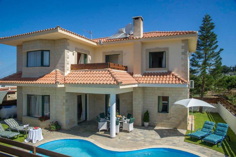 Villa With Private Pool and Garden - Villa Olivetta - Nea Dimmata - rentals
