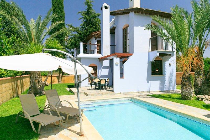 Villa With Private Pool and Garden - Villa Poseidon - Polis - rentals