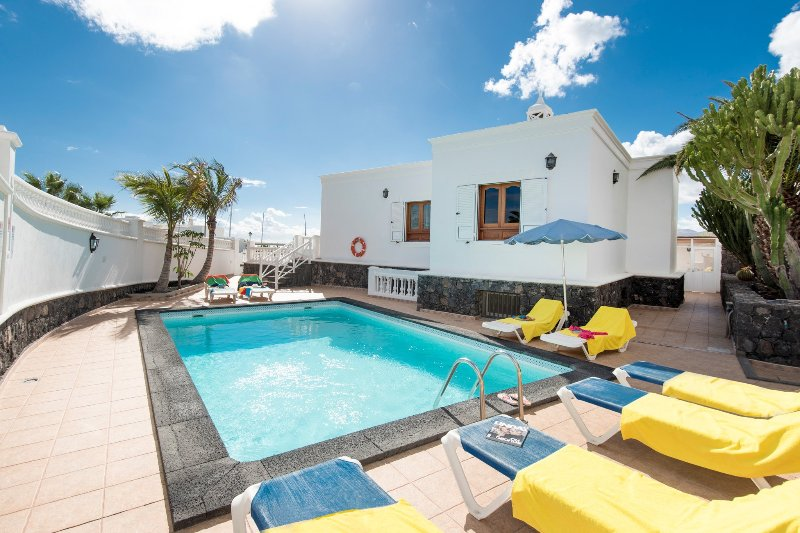 Villa With Private Pool - Villa Ramos Dos - Puerto Calero - rentals