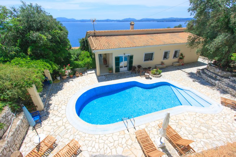 Villa With Private Pool - Villa Natasha - Nissaki - rentals