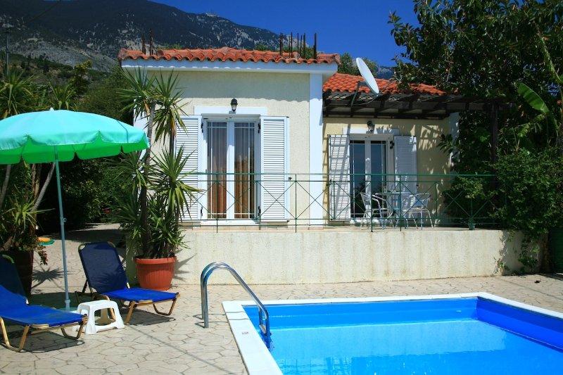 Private Villa with Pool - Villa Russa Alexandros - Vlachata - rentals