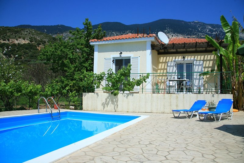 Private Villa with Pool - Villa Russa Alekos - Vlachata - rentals
