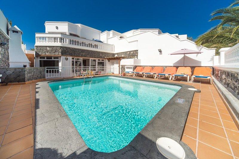 Villa with Private Pool - Villa Ramos Uno - Puerto Calero - rentals