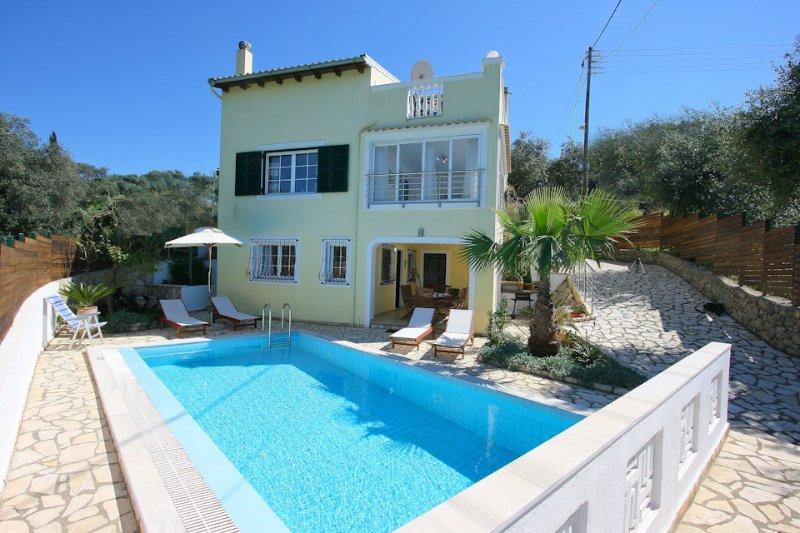 Villa With Private Pool - Villa Alfredos - Acharavi - rentals