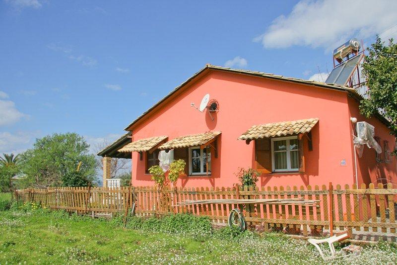 Villa With Garden - Marietta - Agios Gordios - rentals