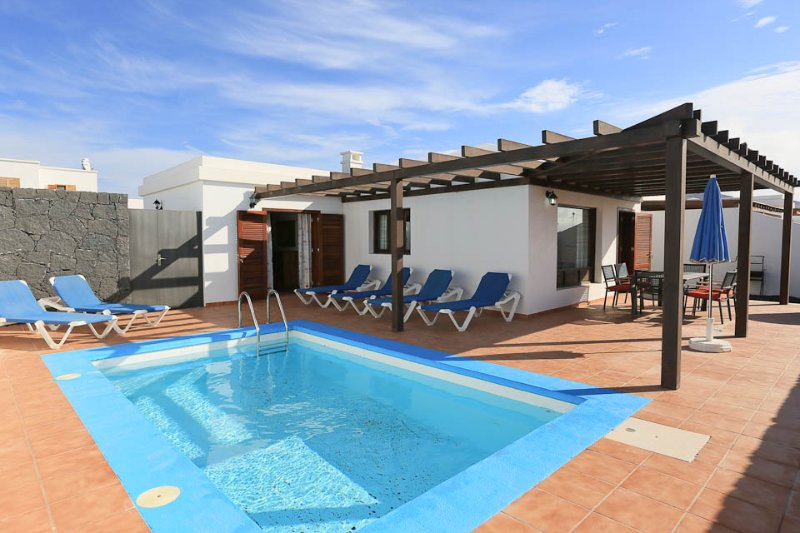 Villa with Private Pool - Villa Pepe - Playa Blanca - rentals