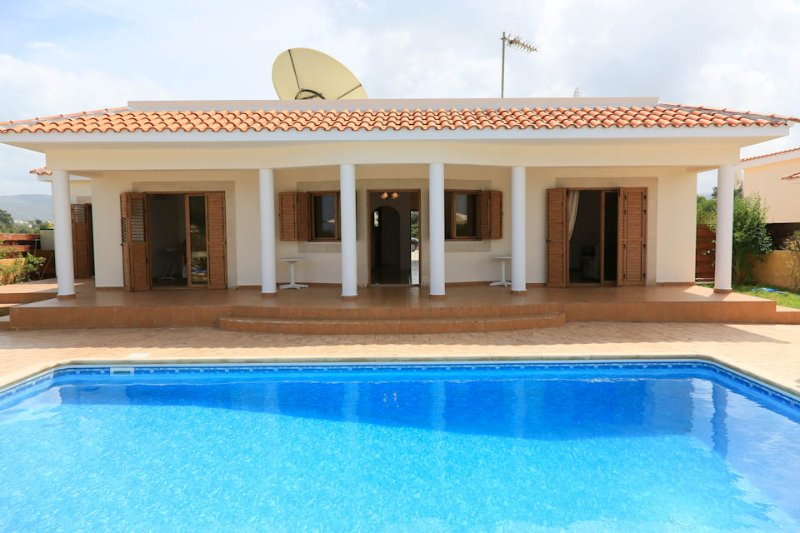 Villa With Private Pool and Sea Views - Achilles Beach Villa - Polis - rentals