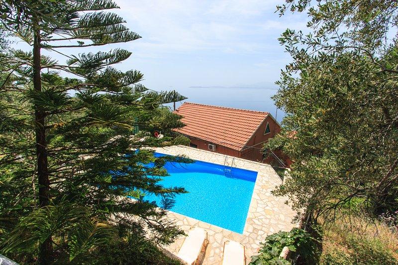 Villa With Private Pool and Sea Views - Villa Yannakis - Nissaki - rentals