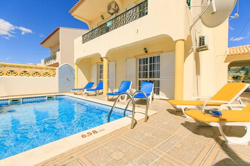 Villa with Private Pool - Villa Vista Mar - Sesmarias - rentals