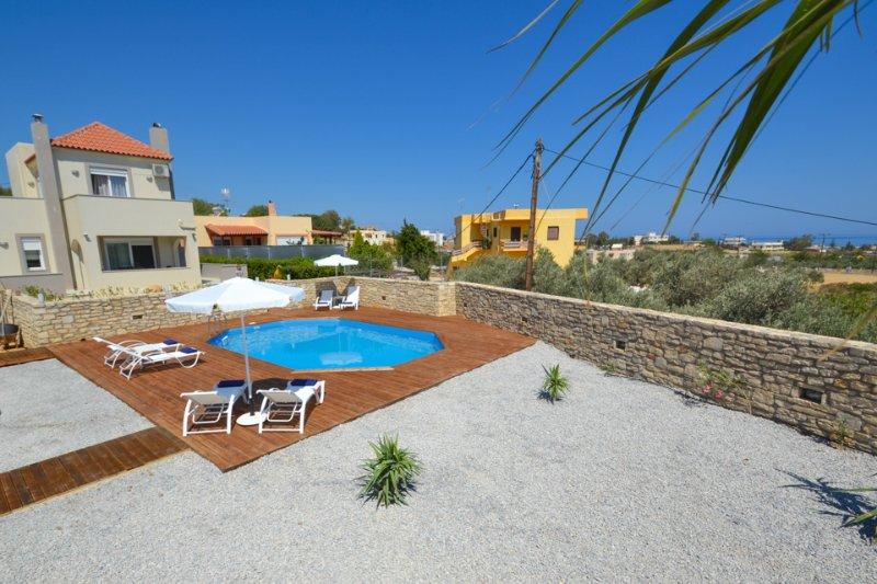 Villa With Private Pool and Garden - Villa Lilium - Missiria - rentals