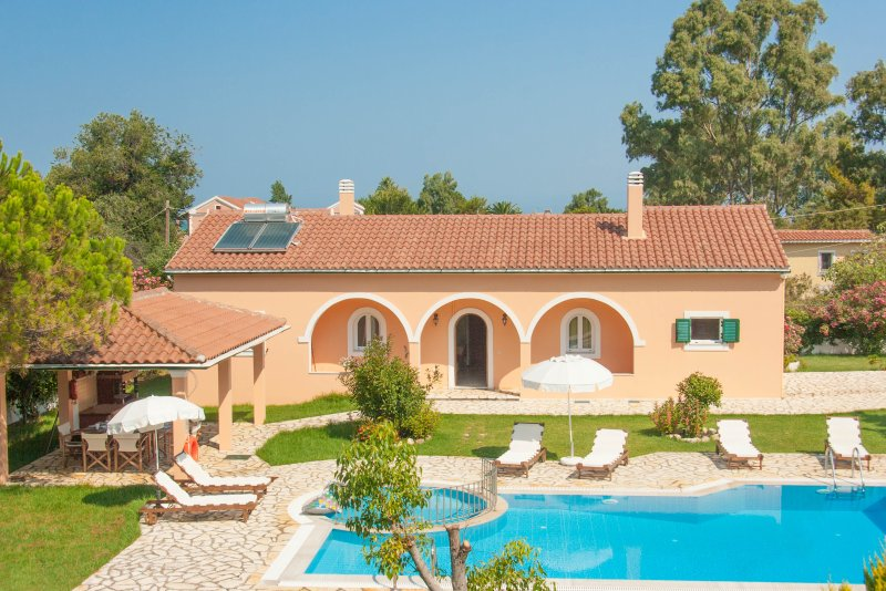 Villa With Private Pool and Garden - Villa Vasiliki - Roda - rentals