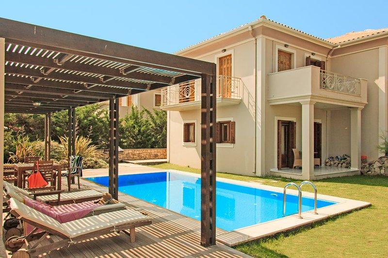 Beautiful sophisticated villa - Villa Gorgona - Vassiliki - rentals
