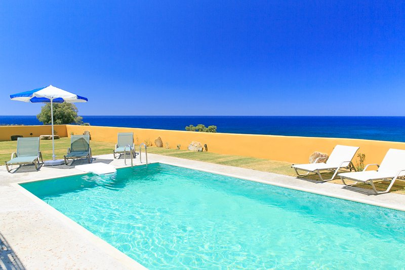 Villa With Private Pool and Sea Views - Villa Almira - Panormo - rentals