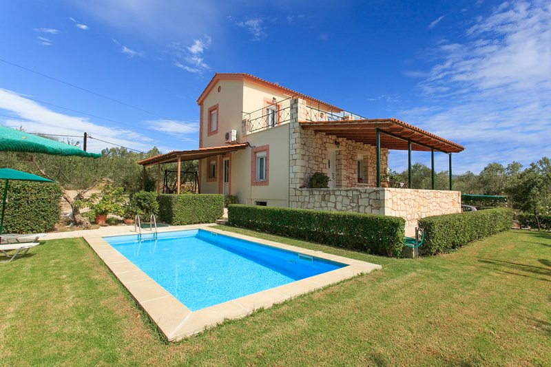 Villa With Private Pool and Garden - Villa Giannis - Kalyves - rentals
