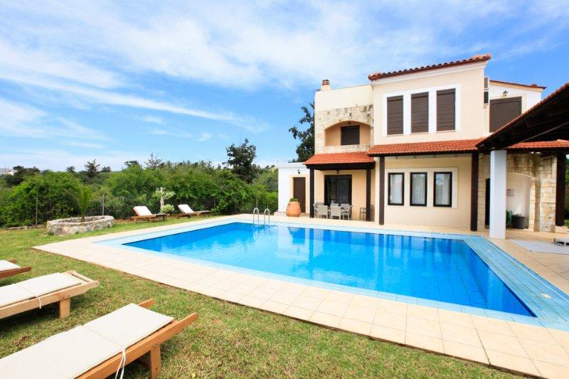 Villa With Private Pool - Ekklisies Dio - Kefalas - rentals