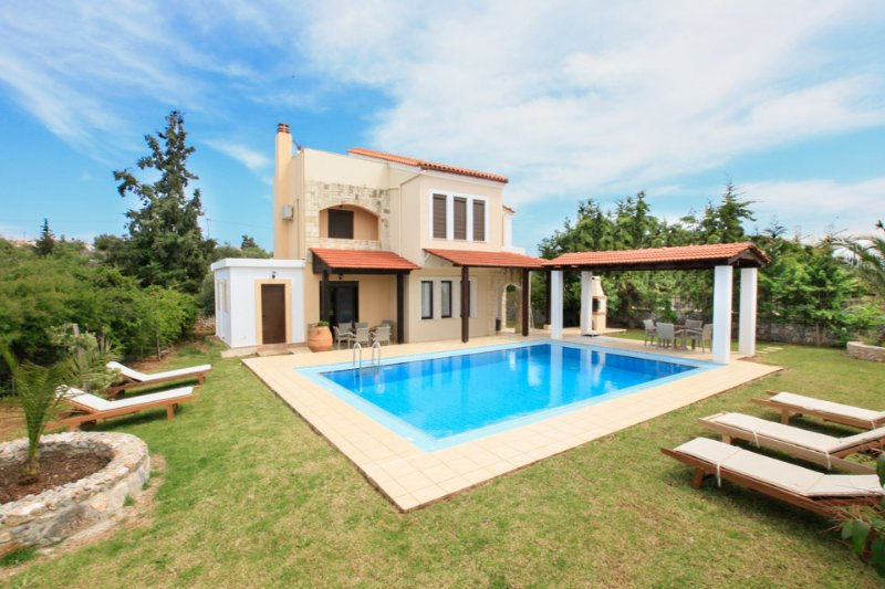 Villa With Private Pool and Garden - Ekklisies Tria - Kefalas - rentals