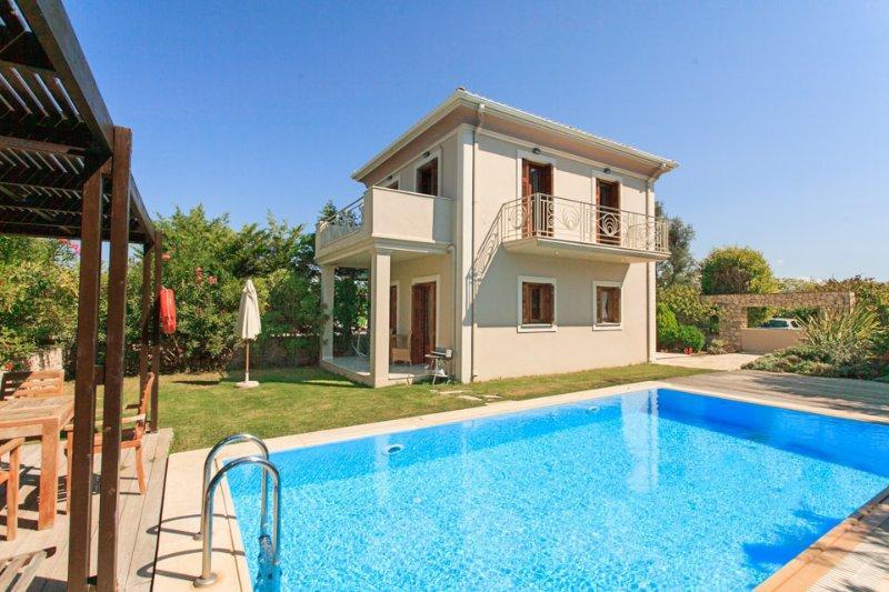 Fantastic villa with beautiful pool - Villa Nefeli - Vassiliki - rentals