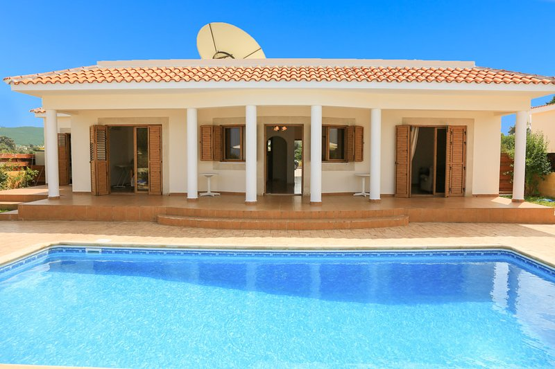 Villa With Private Pool and Sea Views - Achilles Beach Villa Thio - Polis - rentals