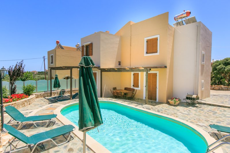 Villa With Private Pool - Villa Konstantina - Aptera - rentals