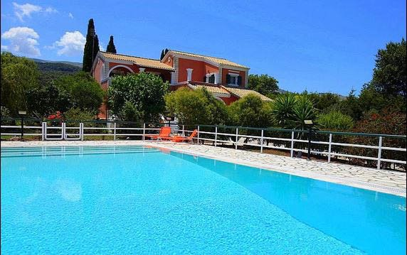 4 Apartments With 1 Large Private Pool - Villa Nancy - Avlaki - rentals