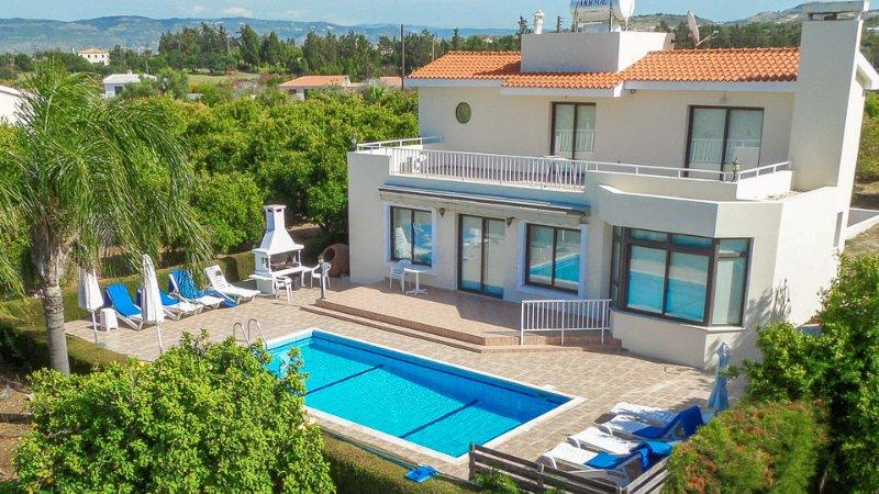 Villa With Private Pool - Villa Bougainvillea - Latchi - rentals