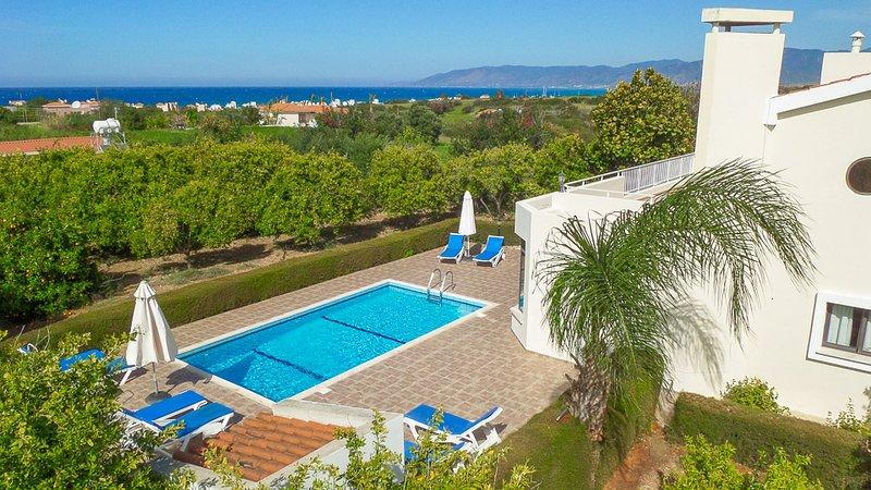 Villa With Private Pool - Villa Mandora - Latchi - rentals