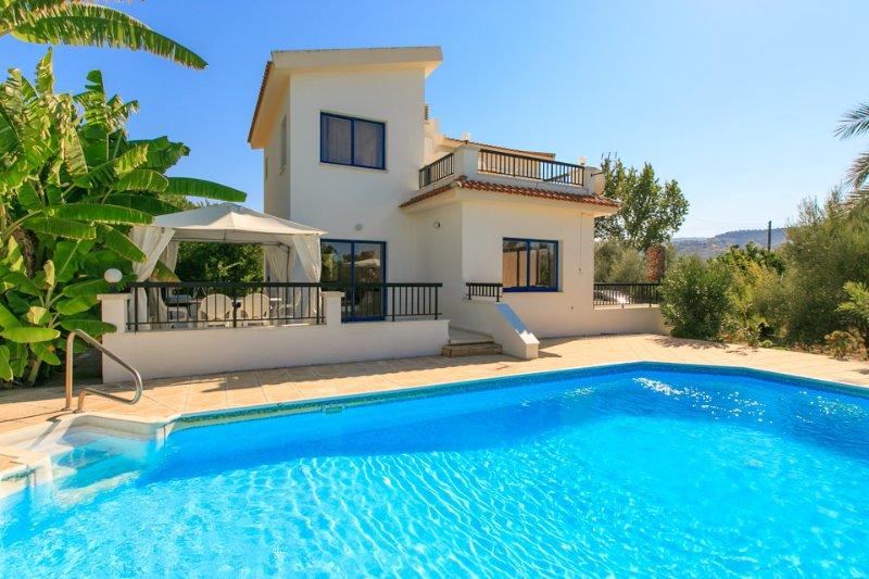 Villa With Private Pool - Villa Charoula Thio - Prodromi - rentals