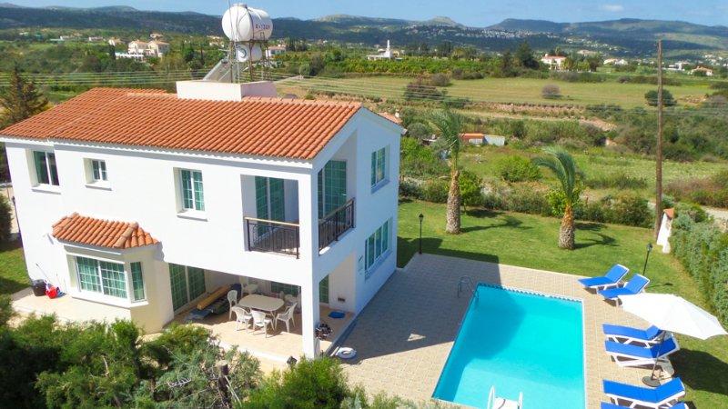 Villa With Private Pool and Garden - Villa Iliada - Prodromi - rentals